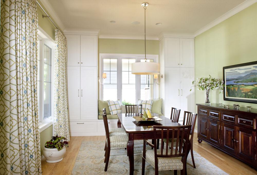 Four Mile Creek - Boulder Dining Room Design