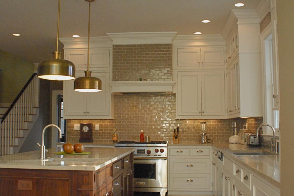 Tamarack - New Home Build Interior Design Project