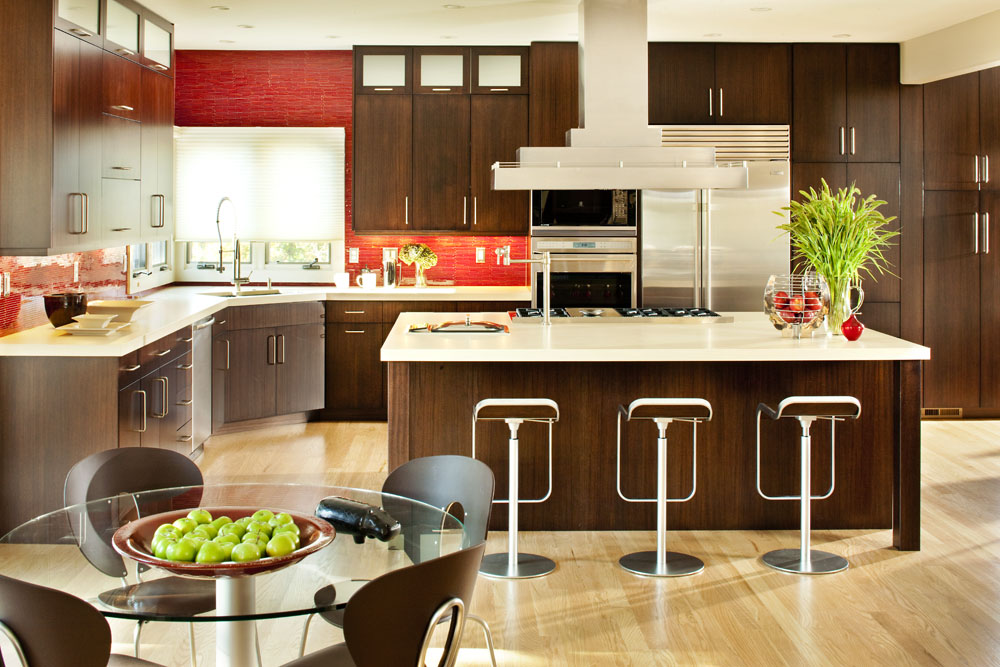 Tamarron - Custom Contemporary Kitchen Design with Historical Reference