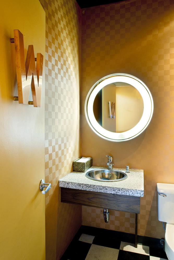 Boulder Restaurant Bathroom Design