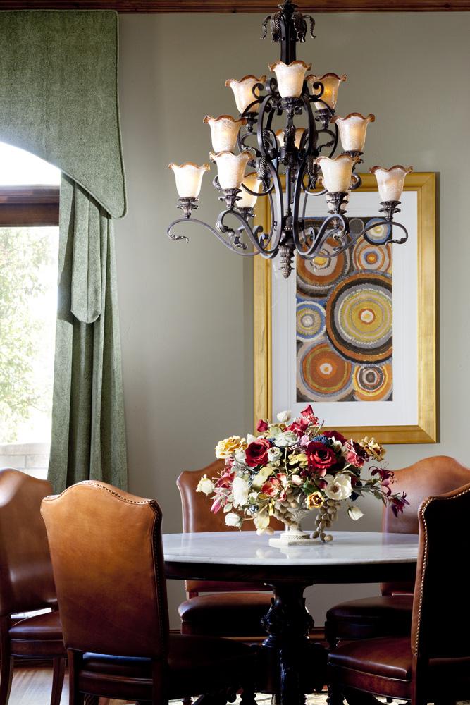 White Hawk Ranch - Formal Interior Design Project