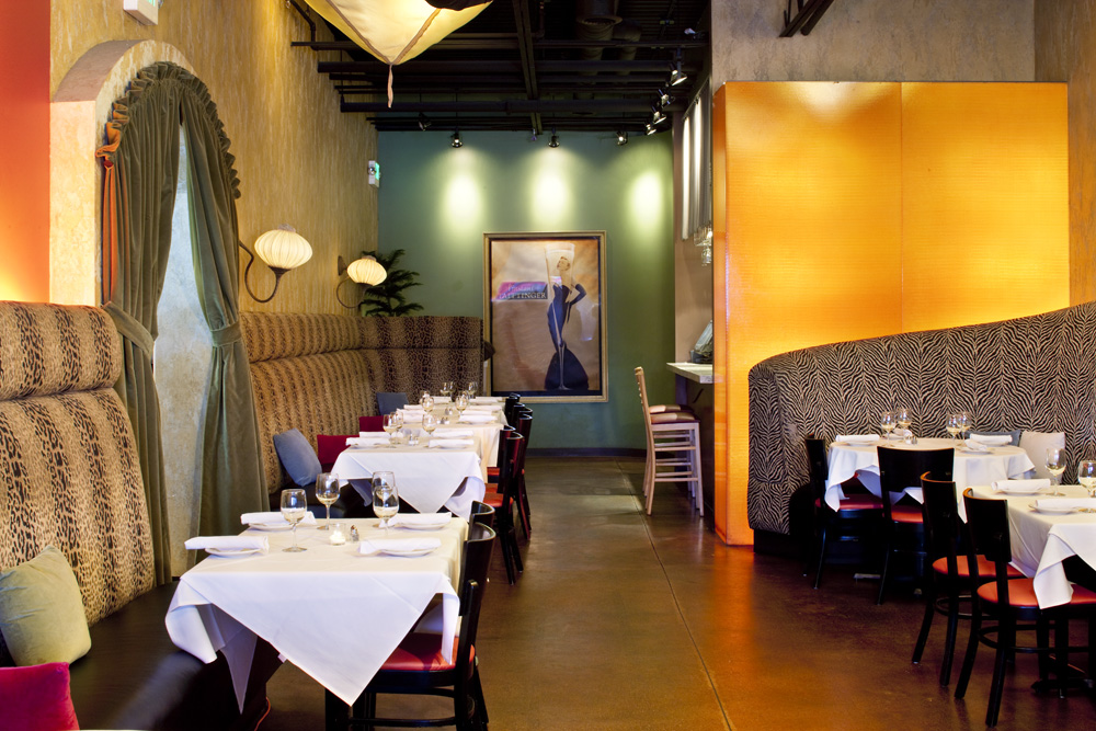 Carelli's - Boulder Restaurant Design